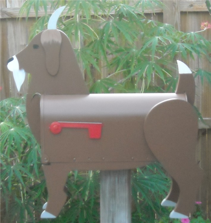 Billy Goat Mailbox