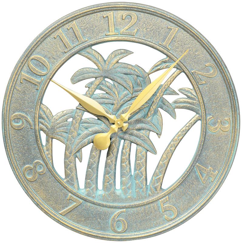 Nice Palm Tree Clock